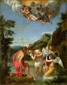 Jesus' Baptism