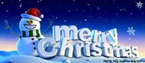 Greetings: Merry Christmas