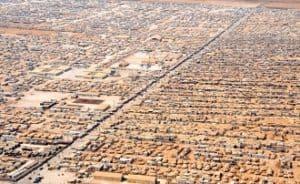 Syrian Refugee Camp