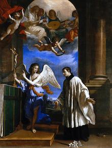 St Aloysius Gonzaqa