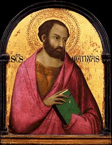 Image of St Matthias