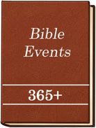 Book Cover: Bible Events