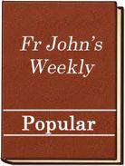 Book Cover: Fr John's