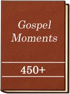 Book Cover: Gospel Moments