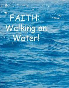 Waves with Faith quote