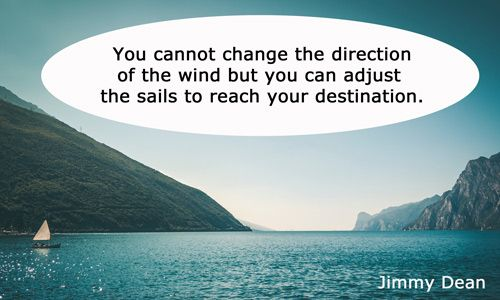 Quote: Changing Direstion
