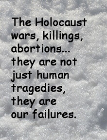 Quote: Holocaust