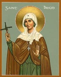 St Brigid of Ireland
