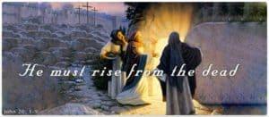 Women At Jesus' Tomb