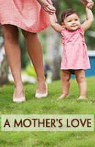 Book Cover: A Mother's Love