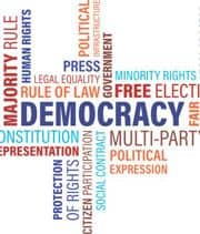 Word Mix: Democracy