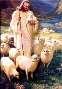 Jesus the Spepherd