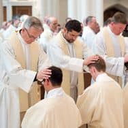 Ordination of New Priests