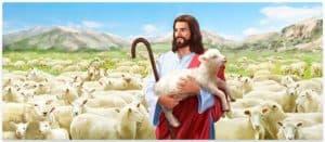 Jesus the Shepherd