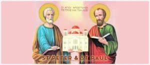 St Peter & St Paul