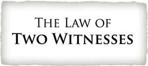Script: Two Witnesses