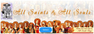All Saints and All Souls