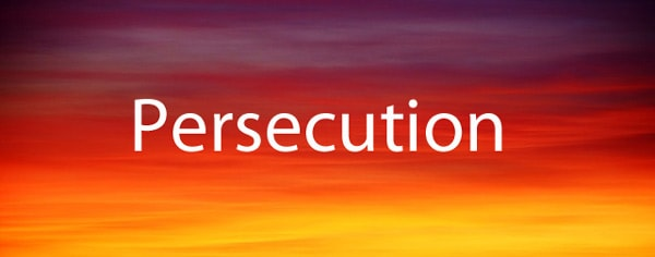 Word: Persecution