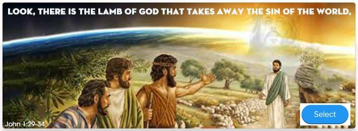 Son of God & Two Apostles