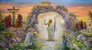 Jesus' Crucifixion and Resurrection